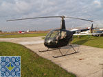 Ukraine Helicopter Rent Hire | Helicopter Robinson R-22