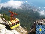 Mishor Sights - Ai-Petri Cable Car