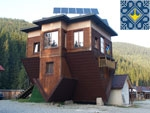 Bukovel Sights | Upside Down House
