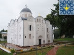 Chernihiv Sights | Boris and Gleb Cathedral