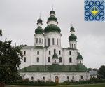 Chernihiv Sights | Holy Assumption Eletskiy Monastery