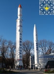 Dnipropetrovsk Sights - Museum Missiles Park