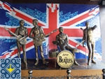 Donetsk Sights | The Beatles Monument