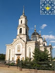 Ukraine Dnipropetrovsk Sights | Holy Transfiguration Cathedral