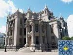 Kiev Sights | House with Chimaeras | Gorodetskiy House
