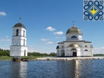 Rzhyschiv Sights | Flooded Church of Transfiguration