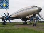 Kryvyi Rih Sights | Aviation Museum | TU-114