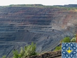 Kryvyi Rih Sights | Open Mine UGOK | Second Largest Quarry