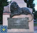 Poltava Sights | Monument to Poltava Commandant Alexey Kelin and Defenders of Poltava