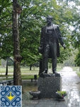 Trostyanets Sights | Monument to Composer Pyotr Ilyich Tchaikovsky