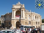 Odessa Sights | Odessa Opera and Ballet Theater