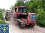 Kherson Sights - Green Farms - Peatland Extreme Ride