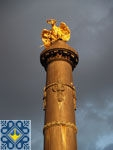 Poltava Sights | Monument of Glory of Battle of Poltava