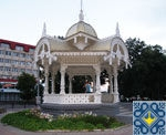 Sumy Sights | Romantic Gazebo