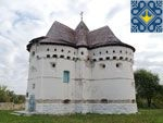 Sutkivtsi Sights | Intercession Church-Castle