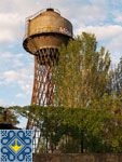 Nikolaev Sights | Shukhov Water Tower (Nikola Tesla Tower)