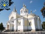 Zhitomir Sights - Transfiguration Cathedral