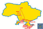 Ukraine Tours - Tour Ukraine Southern Loop